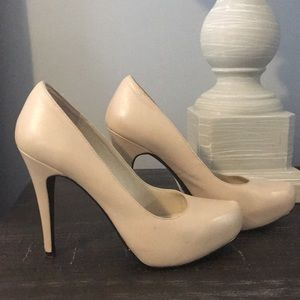 Shoes - MICHAEL nude pumps